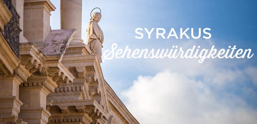 Syrakus sehenswürdigkeiten