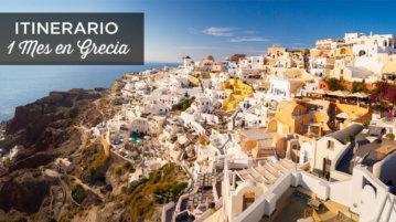 1 mes en Grecia