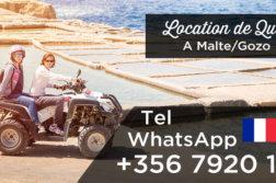 Location quad Malte Gozo